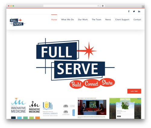 Theme WordPress Avada - fullserve.ca