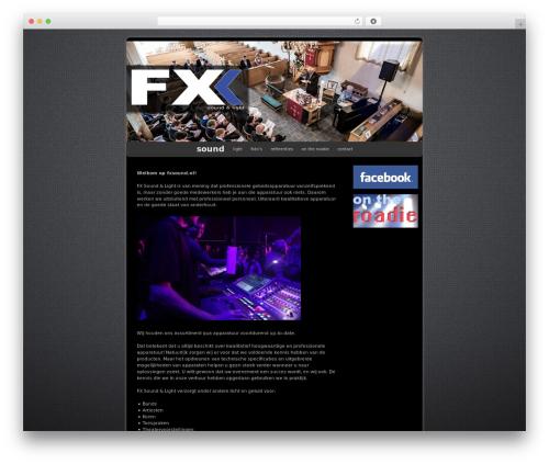 Free WordPress Weaver Show Sliders plugin - fxsound.nl