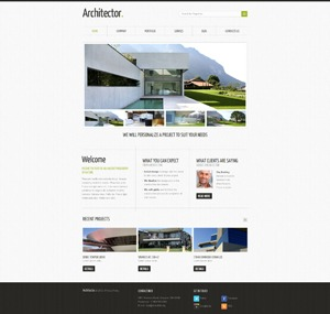 theme1670 WordPress theme design