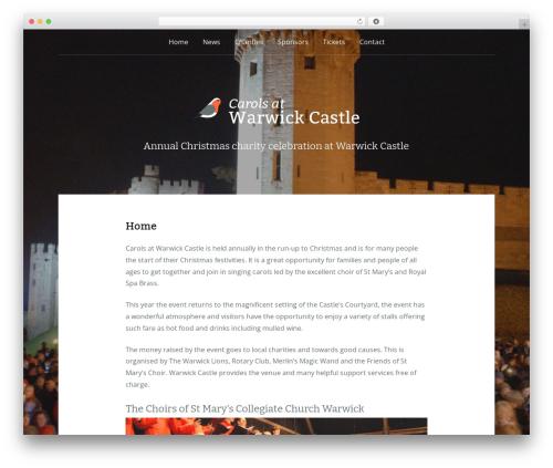Theme WordPress Padhang - carolswarwick.com