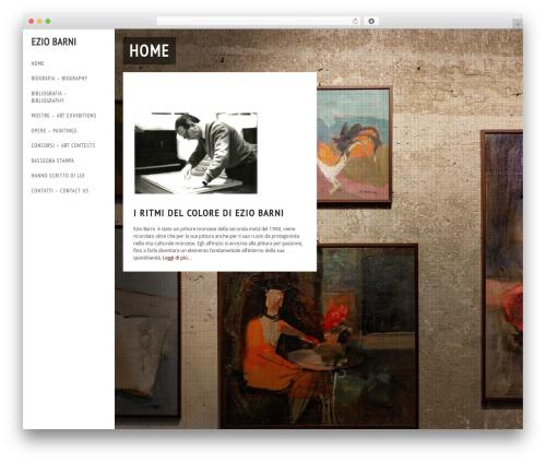 BigFormat best WordPress theme - eziobarni.com