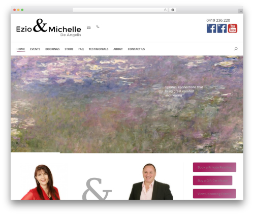 Free WordPress Ecwid Ecommerce Shopping Cart plugin - eziodeangelis.com.au