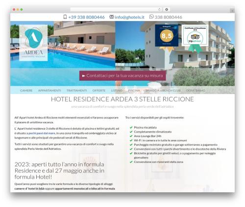WordPress sitepress-multilingual-cms plugin - hotelardea.it