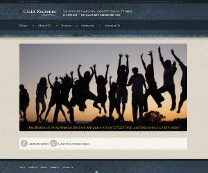 Best WordPress theme Christ Redeemer (Ezekiel Child)