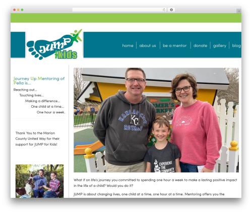 Gantry Theme for WordPress WordPress theme - jumpforkids.org
