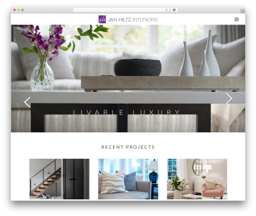 WordPress new-royalslider plugin - janhiltzinteriorsllc.com
