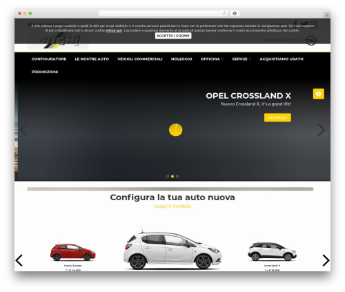 WebSparK Boilerplate Theme WP theme - coghiauto.it