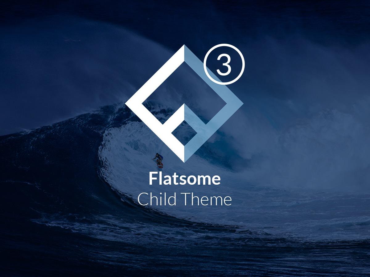 Flatsome Child | Shared by VestaThemes.com WordPress page template