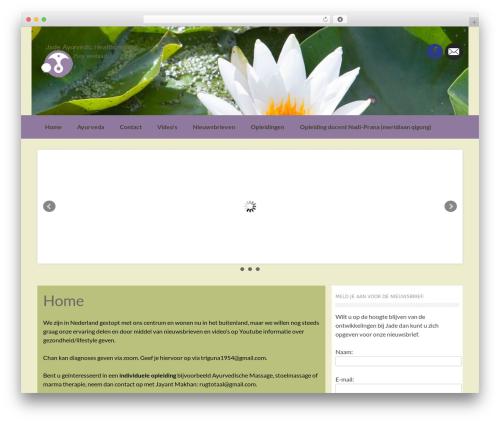 Free WordPress SendPress Newsletters plugin - jade-health.nl