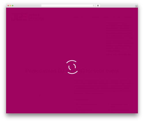 WordPress ultimate-branding plugin - jlpe.com.au