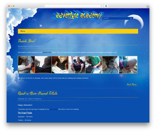 Theme WordPress Children - jenni.willowrise.com