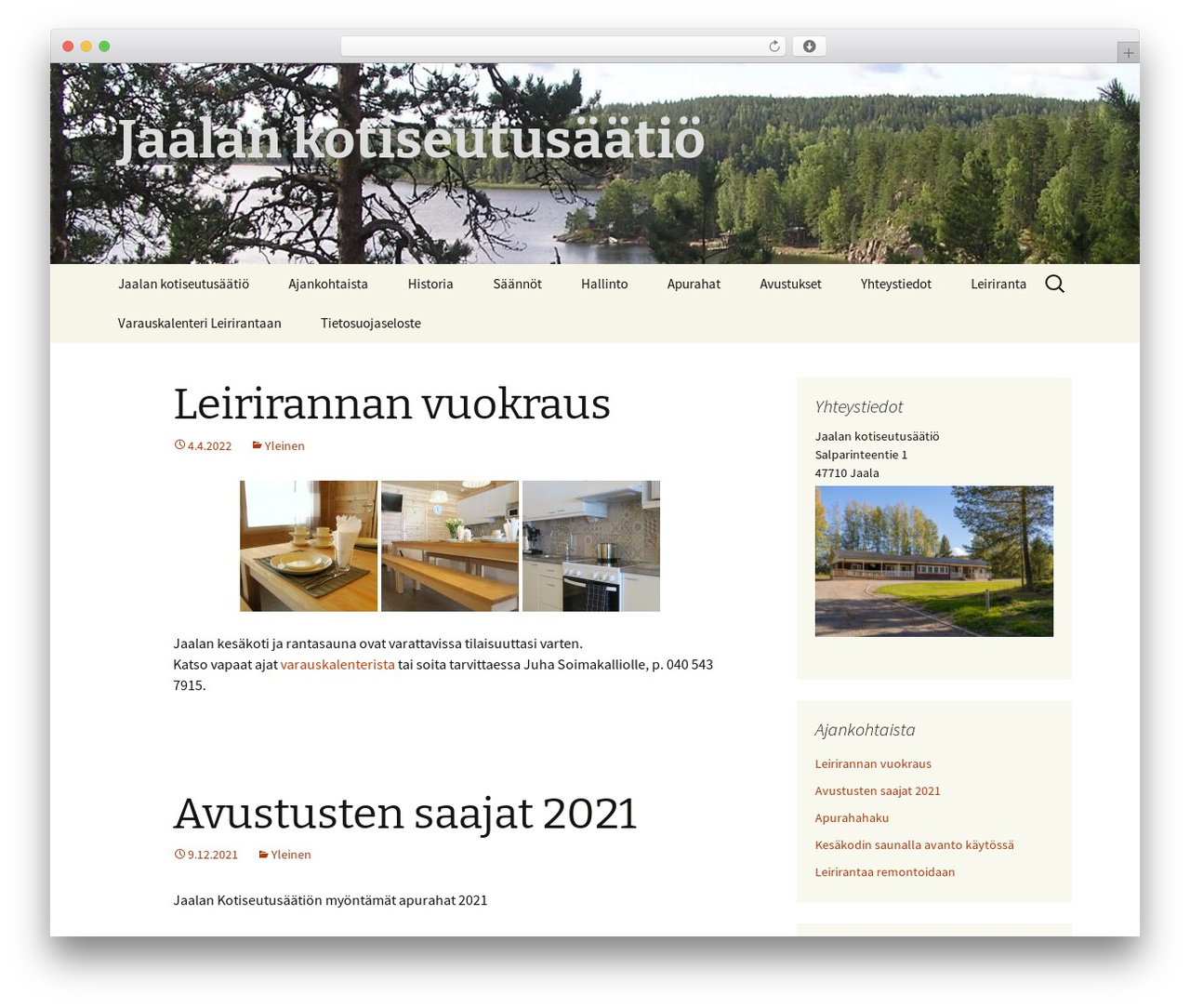 Twenty Thirteen WordPress theme free download - jaala.eu