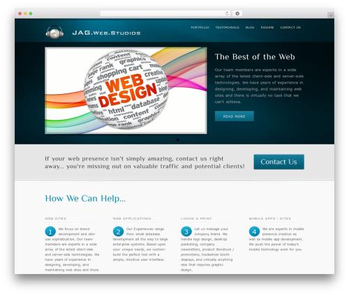 WordPress template inFocus_3_0 - jagweb.co
