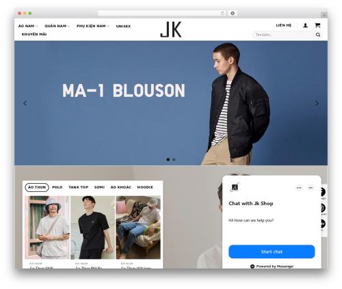 Free WordPress Customer Chat for Facebook plugin - jkshop.vn