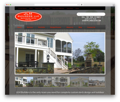 Function theme WordPress - jlmbuilders.com