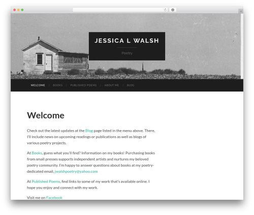 Free WordPress Ecwid Ecommerce Shopping Cart plugin - jessicalwalsh.com