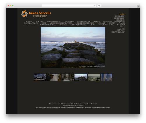 Photocrati Theme wallpapers WordPress theme - jamesscherlisphotography.com