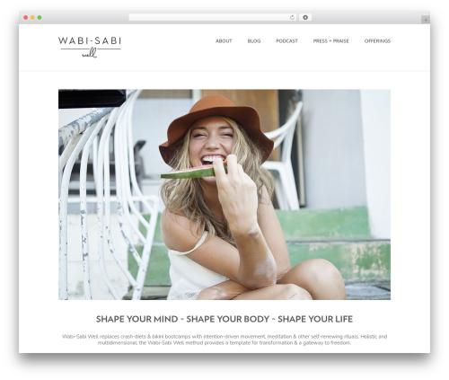 Avada best WooCommerce theme - wabisabiwell.com