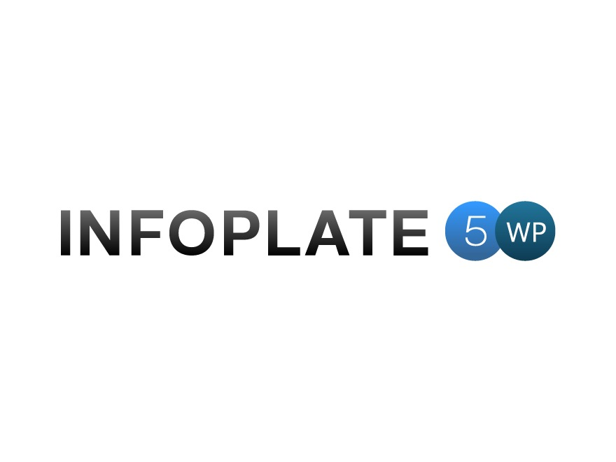 Best WordPress template INFOPLATE 5 WP