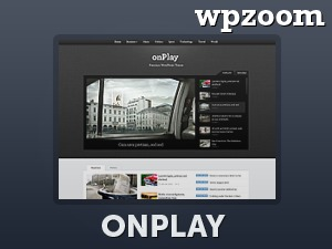 Best WordPress template onPlay