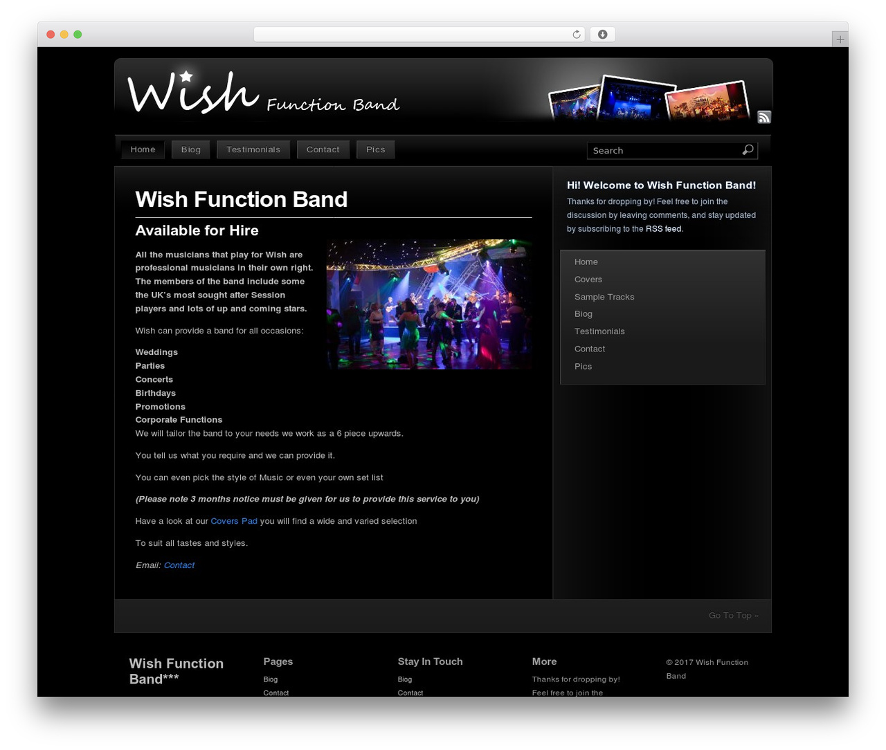 best wordpress template station by pagelines wish the band co uk