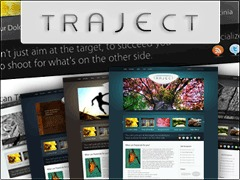 Best WordPress template Traject