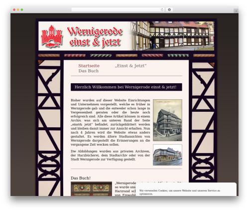 Free WordPress FancyBox plugin - wernigerode-einst-jetzt.de
