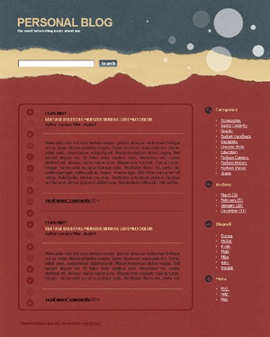 Best WordPress theme WordPress theme 403