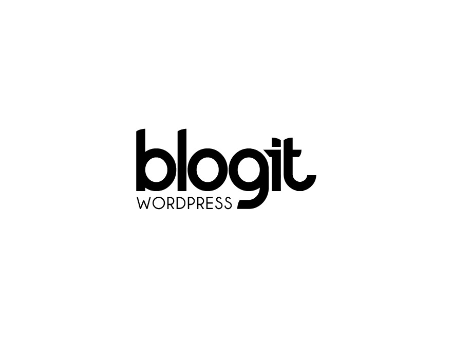 Blogit WordPress template for business