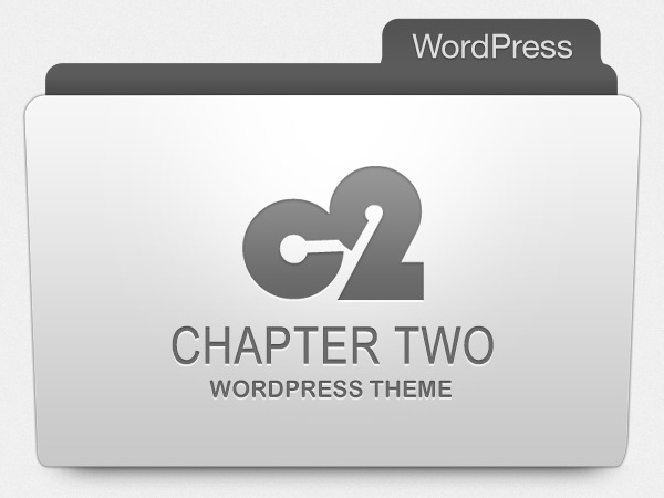 Chapter Two best WordPress template