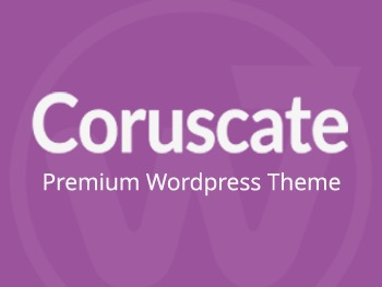 Coruscate WP template
