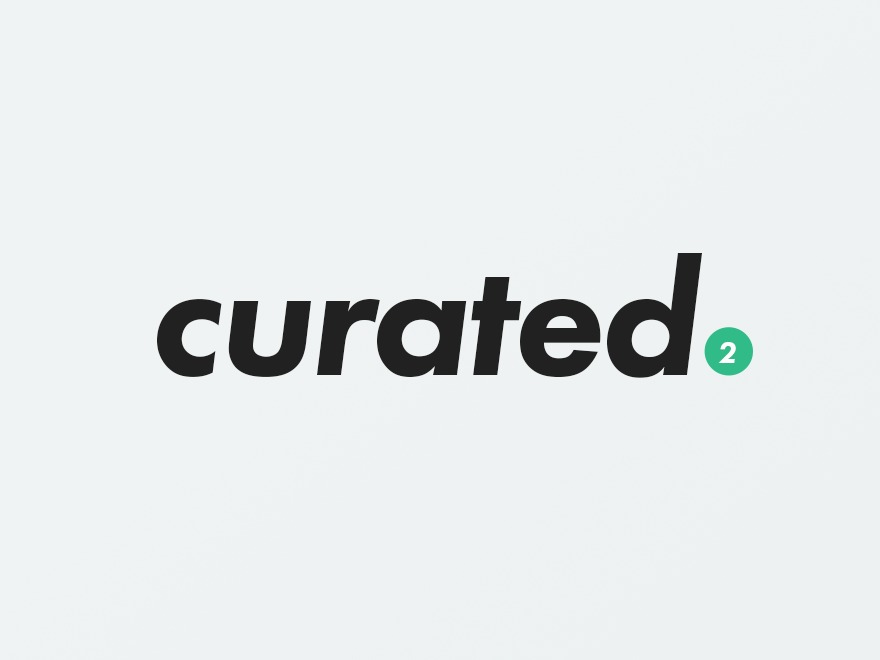 Curated WordPress magazine theme