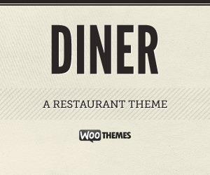 Diner best WordPress theme