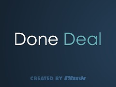 Done Deal template WordPress