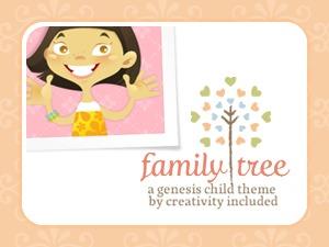 Family Tree Child Theme WordPress theme