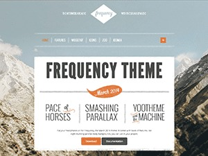 Frequency WP template