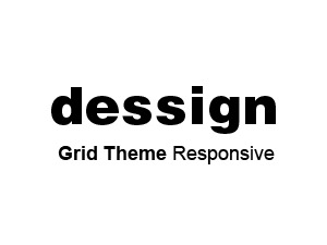 Grid Theme Responsive WordPress template