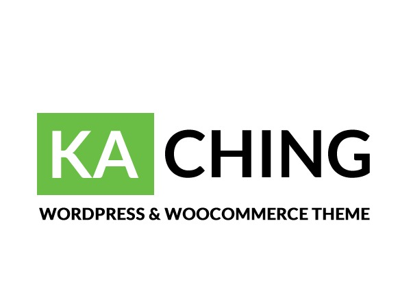 Kaching WordPress WooCommerce Theme WordPress shop theme