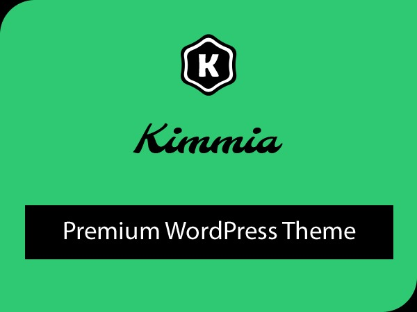 kimmia WordPress theme