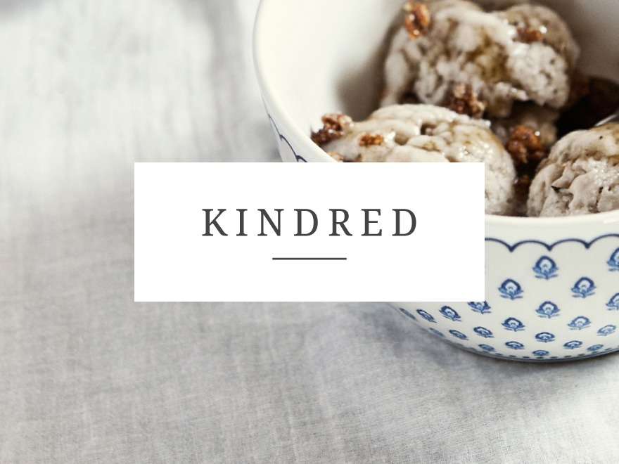 Kindred WordPress template