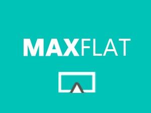 MaxFlat WordPress blog template