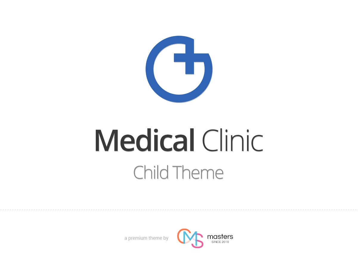 Medical Clinic Child medical WordPress theme