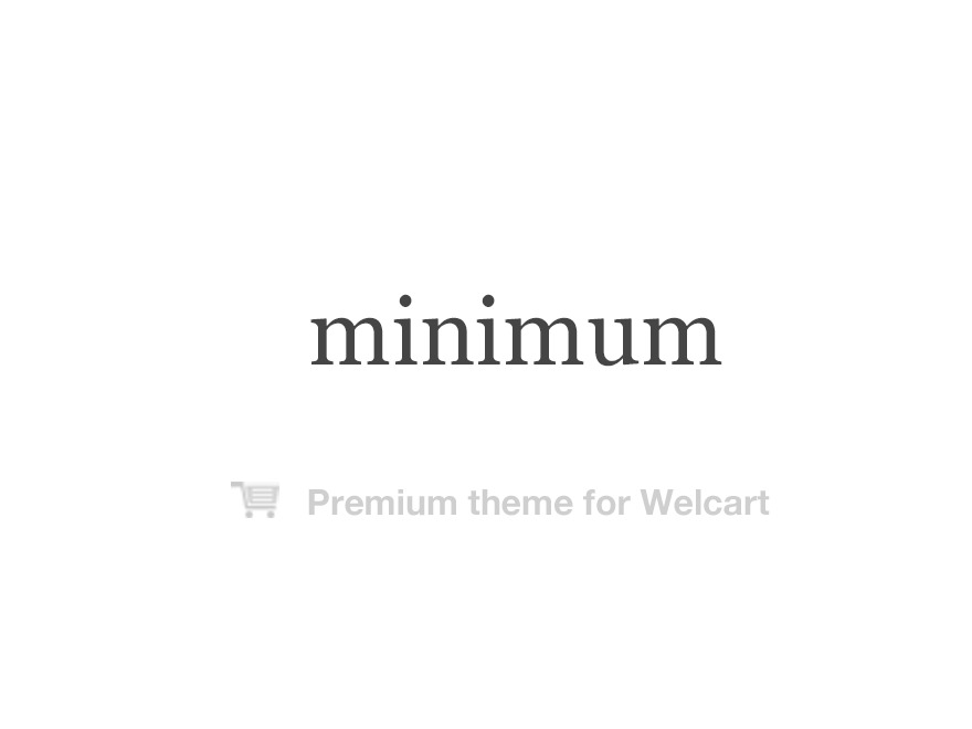minimum best WordPress theme