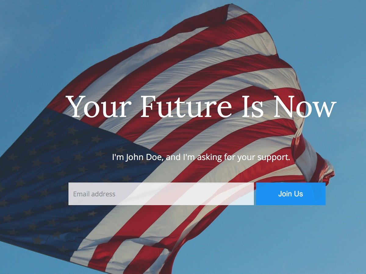 Politics WordPress theme free download
