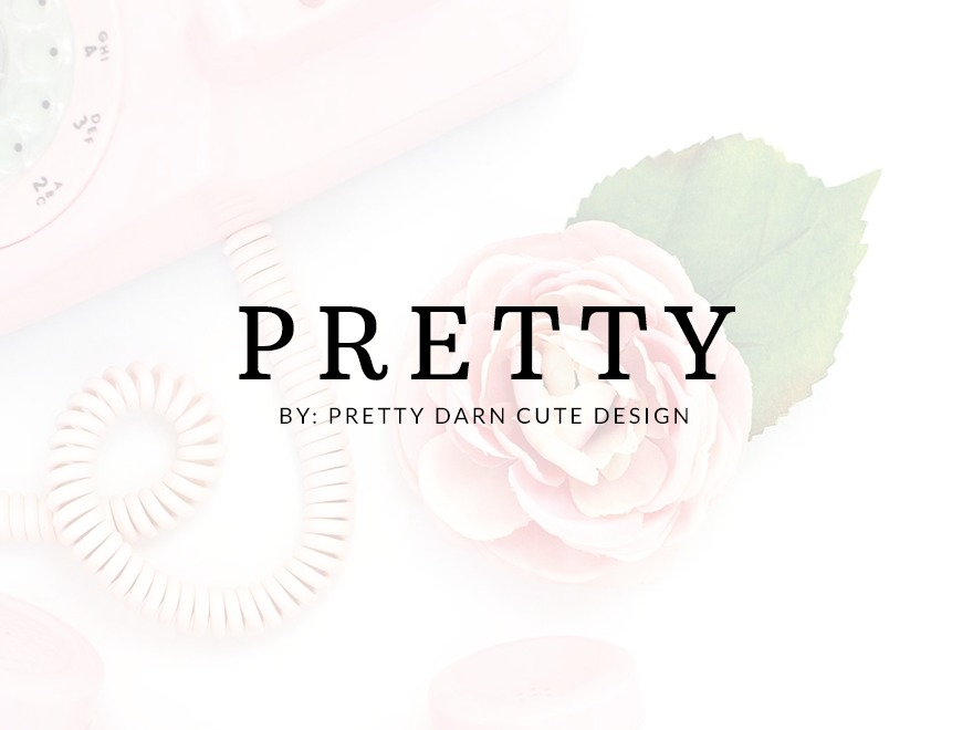 Pretty WordPress Theme best WooCommerce theme