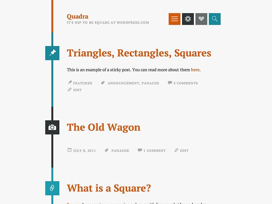 Quadra best WordPress gallery