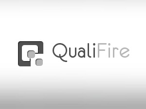 QualiFire WordPress page template