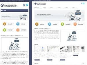 responsive_072 WordPress template