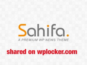 Sahifa (Shared on www.MafiaShare.net) best WordPress magazine theme