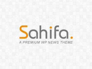 Sahifa WordPress magazine theme
